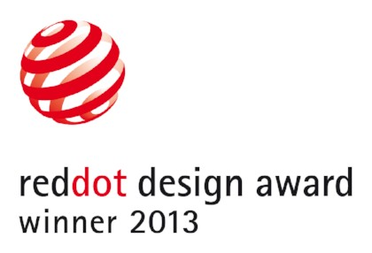 BRICK-DESIGN reddot 2013